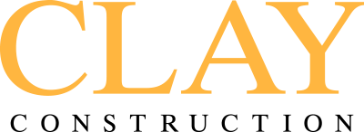 Clay Construction logo