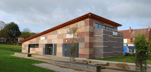 Longley Community Centre - Clay Construction
